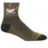 Sockguy Java Double Knit Mesh Socks Men's Size Small/Medium in Green