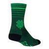 Sock Guy Good Luck Socks Men's Size Small/Medium in Green/Green