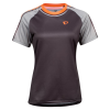 Pearl Izumi Women's Summit Top Size Extra Small in Phantom/Fiery Coral Aspect