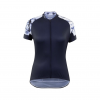 Sugoi Women's Evolution Zap Jersey Size Small in White Shibori