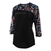 Troy Lee Designs Women's Mischief Jersey Size Extra Small in Dusk