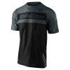 Troy Lee Designs Skyline Air SS Jersey Factory Men's Size Small in Black/Gray