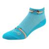 Sock Guy Weiner Dog Socks Men's Size Small/Medium in Blue