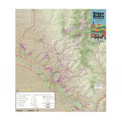 Ridge to Rivers Map