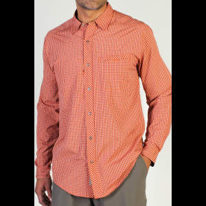 ExOfficio Trip'r Check Long-Sleeve Shirt