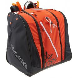 Kulkea SP Pro Ski Boot Bag - Racing Red/Black