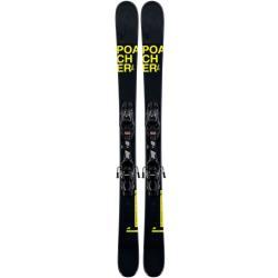 K2 Poacher JR Skis w/ 4.5 FDT Bindings 2020 - Kid's