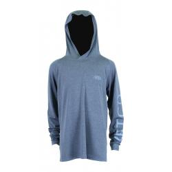 Aftco Samurai 2 Hooded Performance LS Shirt - Kid's