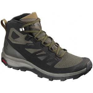 Salomon Outline Mid GTX Hiking Shoes - Men's