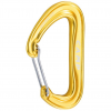 Camp Nano 22 Carabiner - Yellow