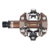 Look X-Track Gravel Special Edition Mountain Pedals - Bronze