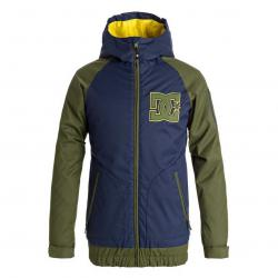 DC Troop Boys Insulated Snowboard Jacket