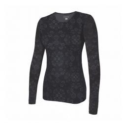 Terramar 2.0 Cloud Nine Print Plus Womens Long Underwear Top