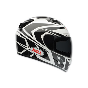 Bell Vortex Grinder Black Full Face Helmet