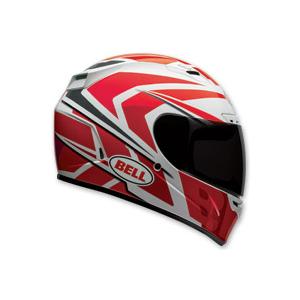 Bell Vortex Grinder Red Full Face Helmet