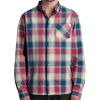 Lifetime Collective Lucky Man Plaid Men\'s LS Shirt