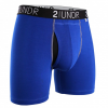2UNDR Swing Shift Men\'s Underwear Blue/Blue