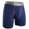 2UNDR Swing Shift Men\'s Underwear Navy/Grey