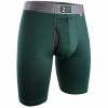 2UNDR Power Shift 2.0 Long Leg Mens Underwear Dark Green