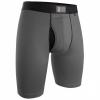 2UNDR Power Shift 2.0 Long Leg Mens Underwear Grey