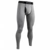 2UNDR Long John Men\'s Long Underwear Heather Grey