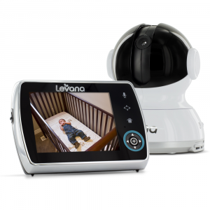 Levana Keera Pan/Tilt/Zoom Digital Baby Video Monitor (32012)