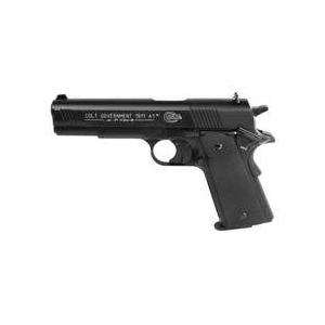 Colt 1911 A1 Pellet Pistol, Black, .177 cal 0.177