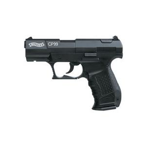 Walther CP99B Pellet Pistol, Black 0.177