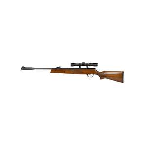 Hatsan Model 95 .22 Caliber Air Rifle Turkish Walnut Stock with 3-9×32 Scope 0.22