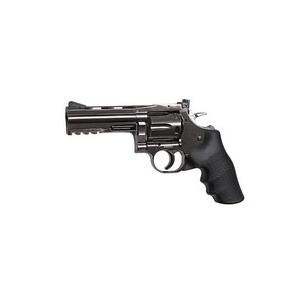 Dan Wesson 715 4″ BB Revolver, Steel Grey 0.177
