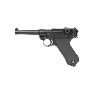 Umarex Legends P08 Luger Blowback CO2 BB Air Pistol, Full Metal 0.177