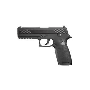 SIG Sauer P320 Pellet Pistol, Black 0.177