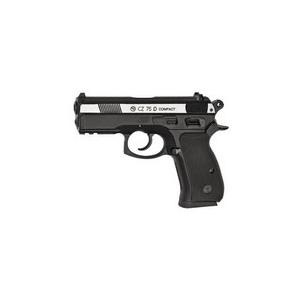 CZ 75D Compact BB Pistol, Dual Tone 0.177