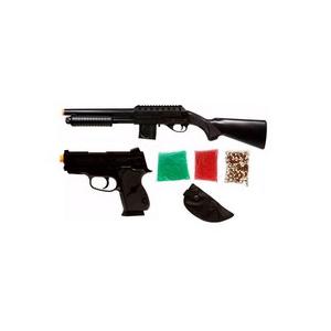 Mossberg Tactical Airsoft Shotgun Kit 6mm