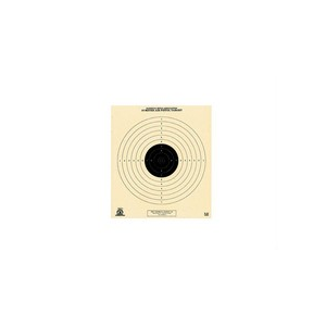National Target Single 10m Air Pistol Target, 100 ct
