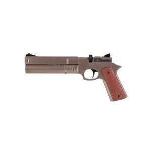 Ataman AP16 Compact Air Pistol, Titanium 0.22