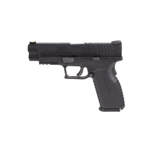 Springfield Armory XDM 4.5″ .177 cal. CO2 Blowback Air Pistol, Black 0.177