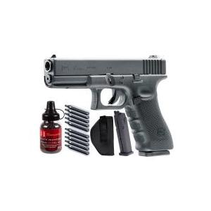Glock 17 Gen. 4 BB Pistol Essentials Combo 0.177