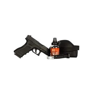 Glock 17 Gen. 3 BB Pistol, Black Ops Combo 0.177