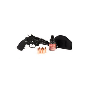 S&W 327 TRR8 BB Revolver, Black Ops Combo 0.177