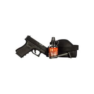 Glock 19 Gen. 3 BB Pistol, Black Ops Combo 0.177