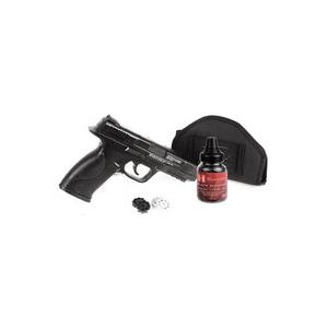 Smith & Wesson M&P 45 BB & Pellet Pistol, Black Ops Combo 0.177