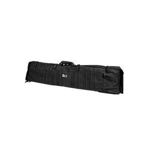 NC Star Rifle Case Shooting Mat, 48″ Black