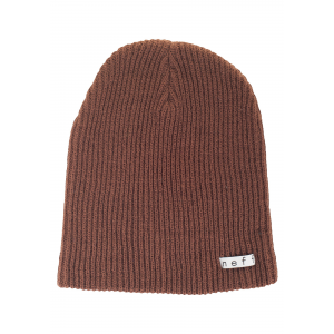 faa9623fa93 Neff Daily Brown Knit Hat