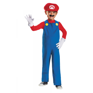 Mario Costume for Toddlers