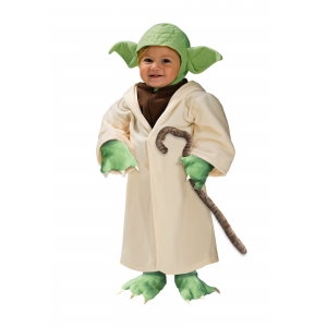 Toddler Yoda Costume from Star Wars