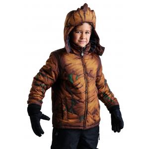 Marvel Groot Puffer Coat for Boys
