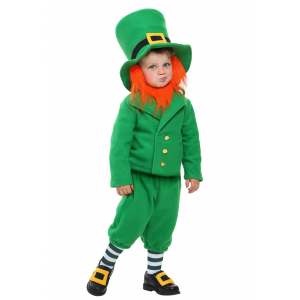 Wee Little Leprechaun Costume for Toddlers
