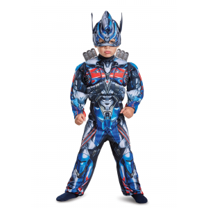 Optimus Prime Muscle Costume for toddler