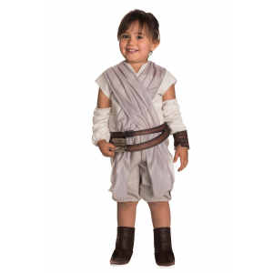Star Wars The Force Awakens Rey Costume for toddlers